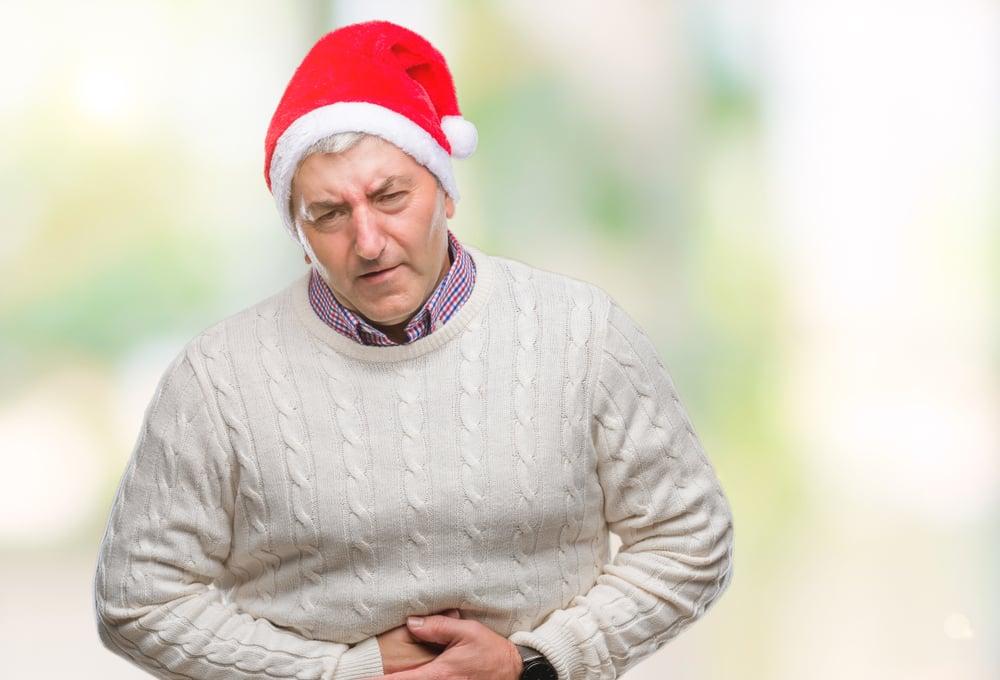Holiday IBS Stress CBD
