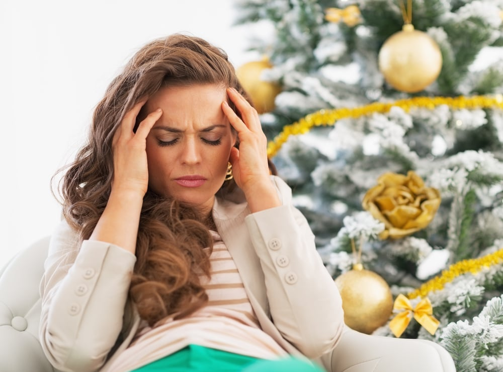 Holiday Stress CBD