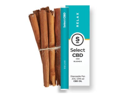 select-cbd-relax-cinnamon-vape-pen