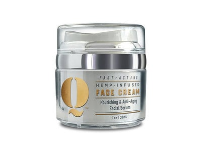 The Gold Q Ageless Face Cream