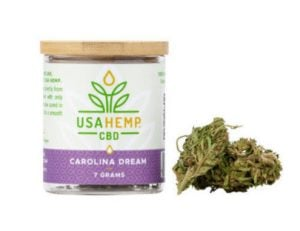 carolina dream cannabis strain for appetite control