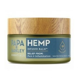 Papa & Barkleys Hemp Pain Balm
