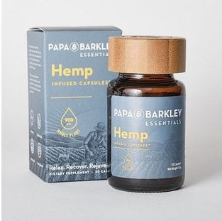 Papa And Barkley Hemp Capsules