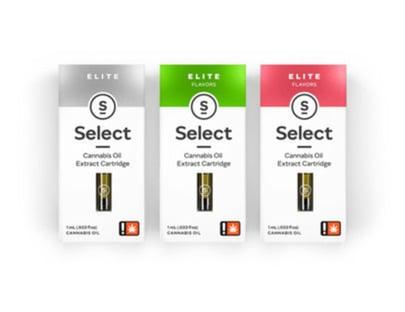 Select durban poison elite cartridge