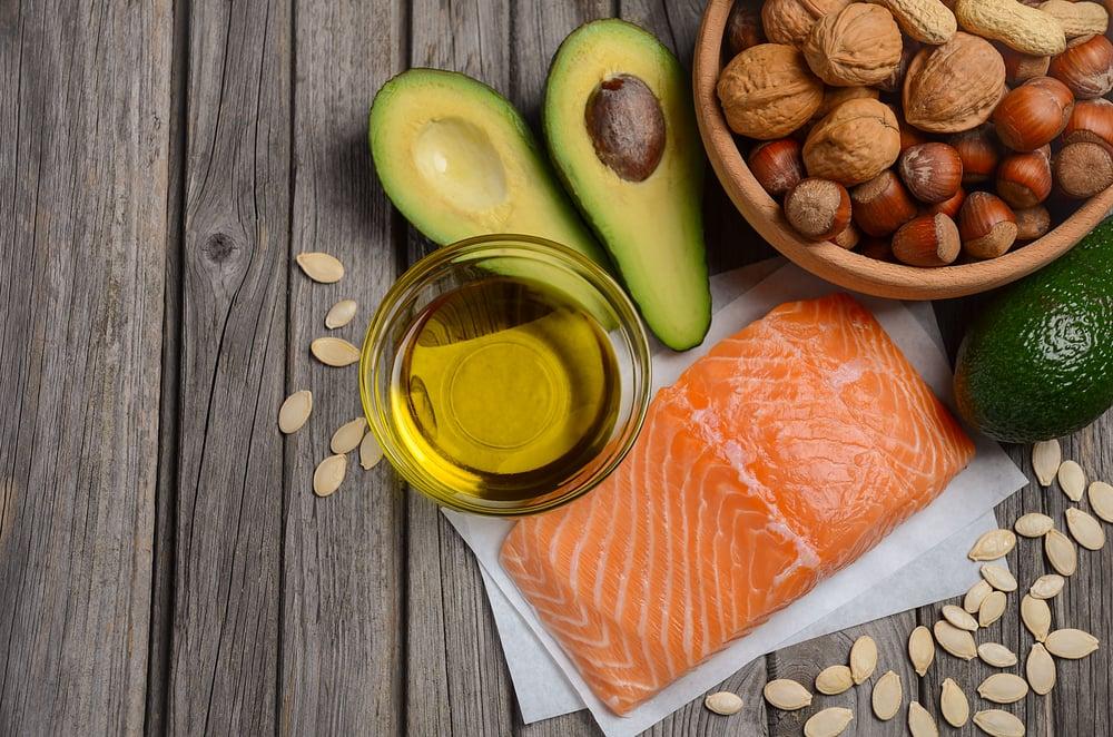 Healthy Fats Foods Enhance CBD