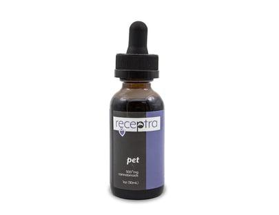 REceptra Pet CBD Tincture
