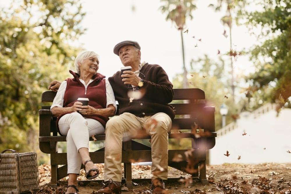 long term cannabis old couple