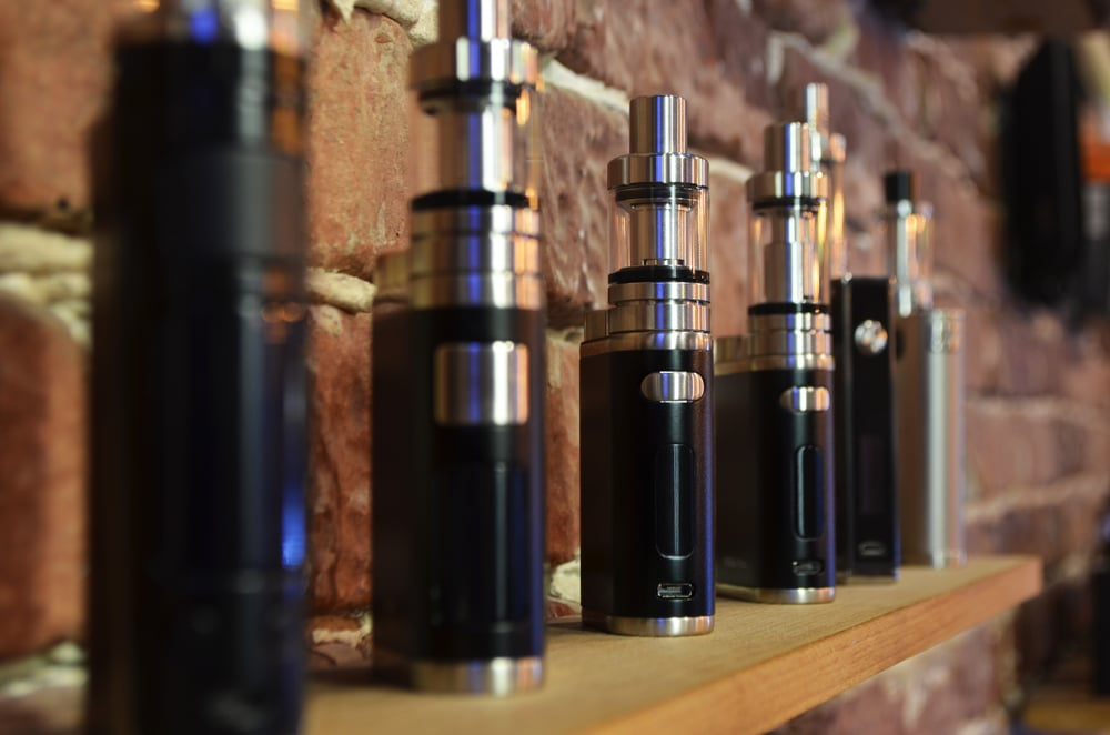 vaping concerns vapes