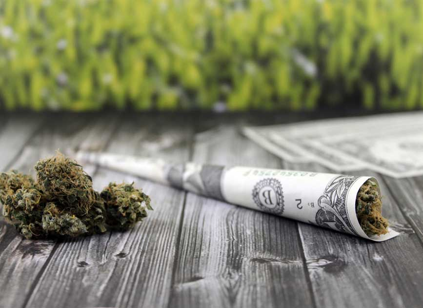 Taxing marijuana in illinois state