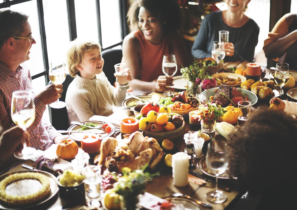 how to have a happy healthy thanksgiving