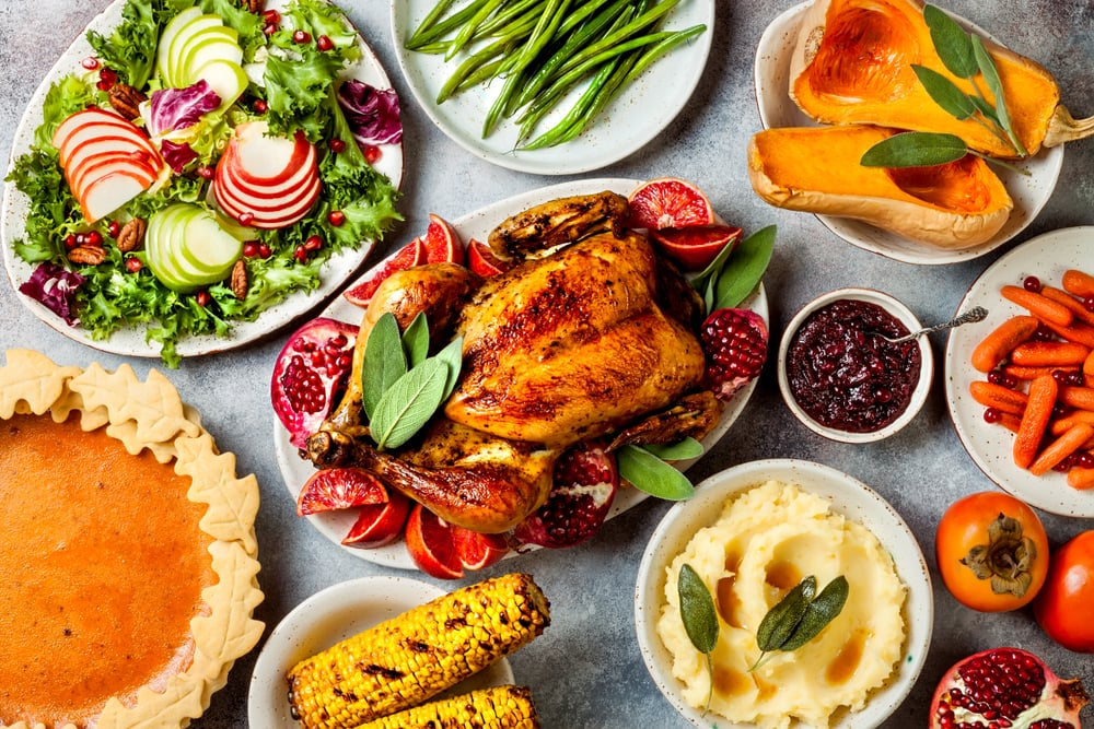 how to have a healthy thanksgiving