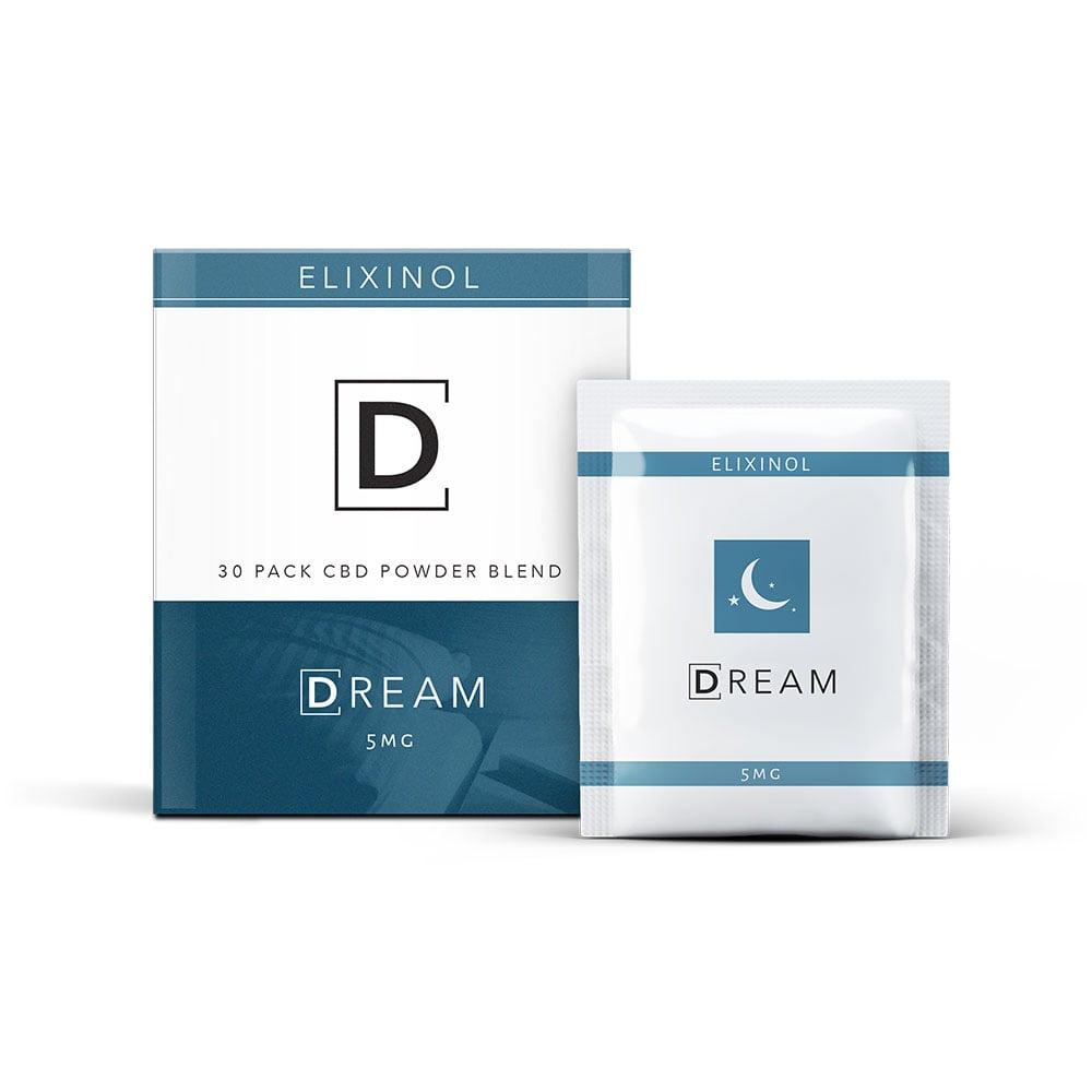 Elixinol Dream Cocoal CBD Powder
