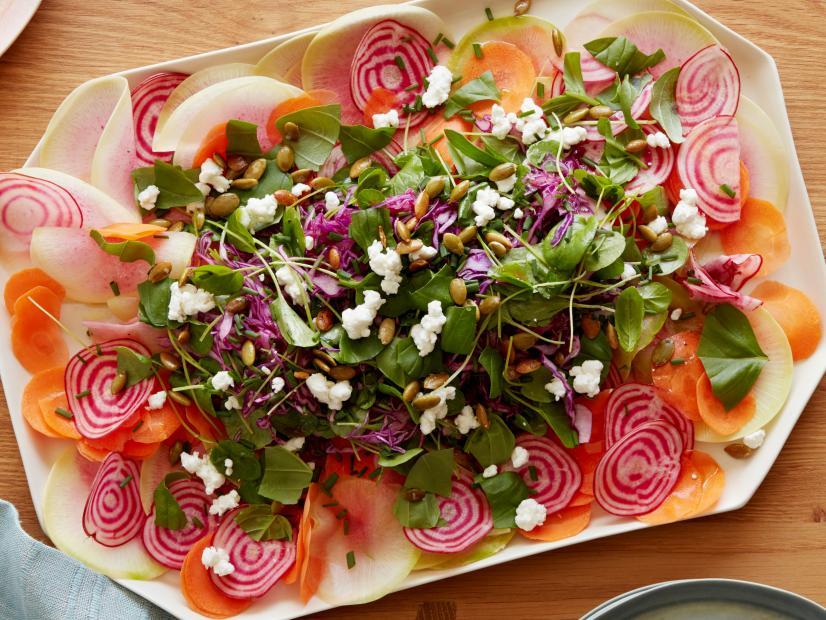 gorgeous salad happy thanksgiving