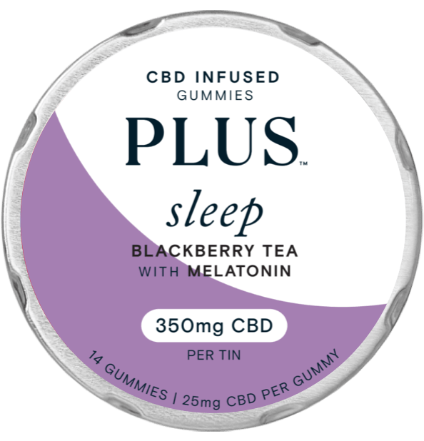 Plus sleep CBD gummy HQ