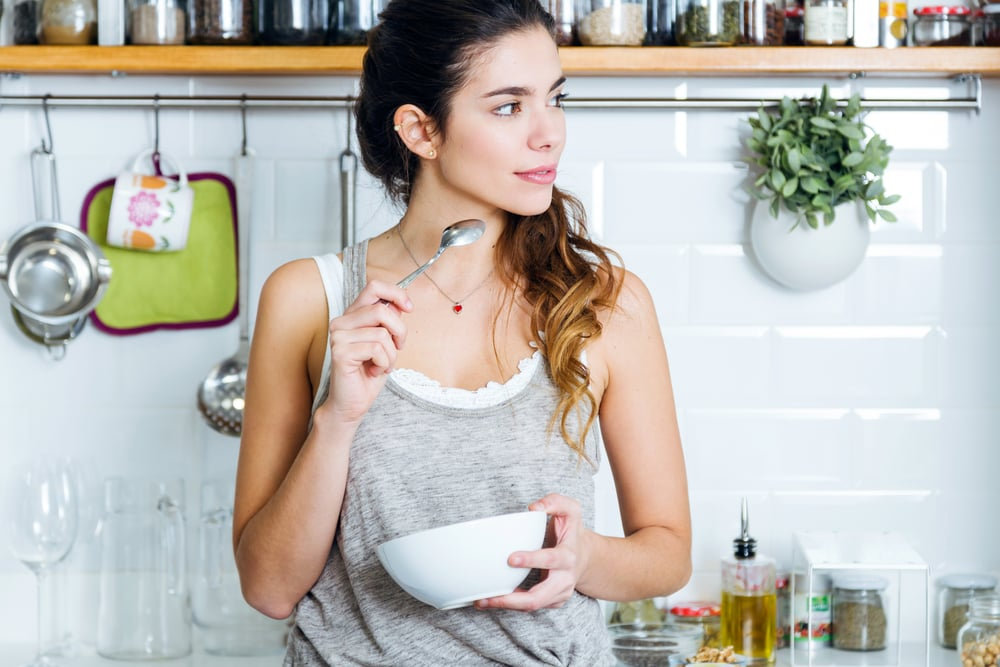 WHAT IS 'INTUITIVE EATING' AND HOW DO YOU DO IT