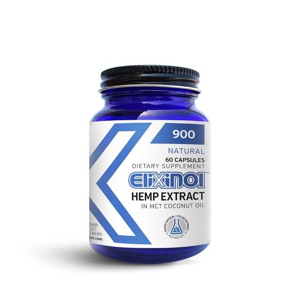 Elixinol Hemp oil extract