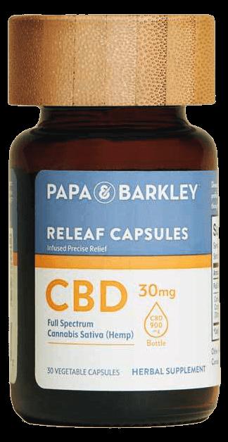 papa cbd capsules