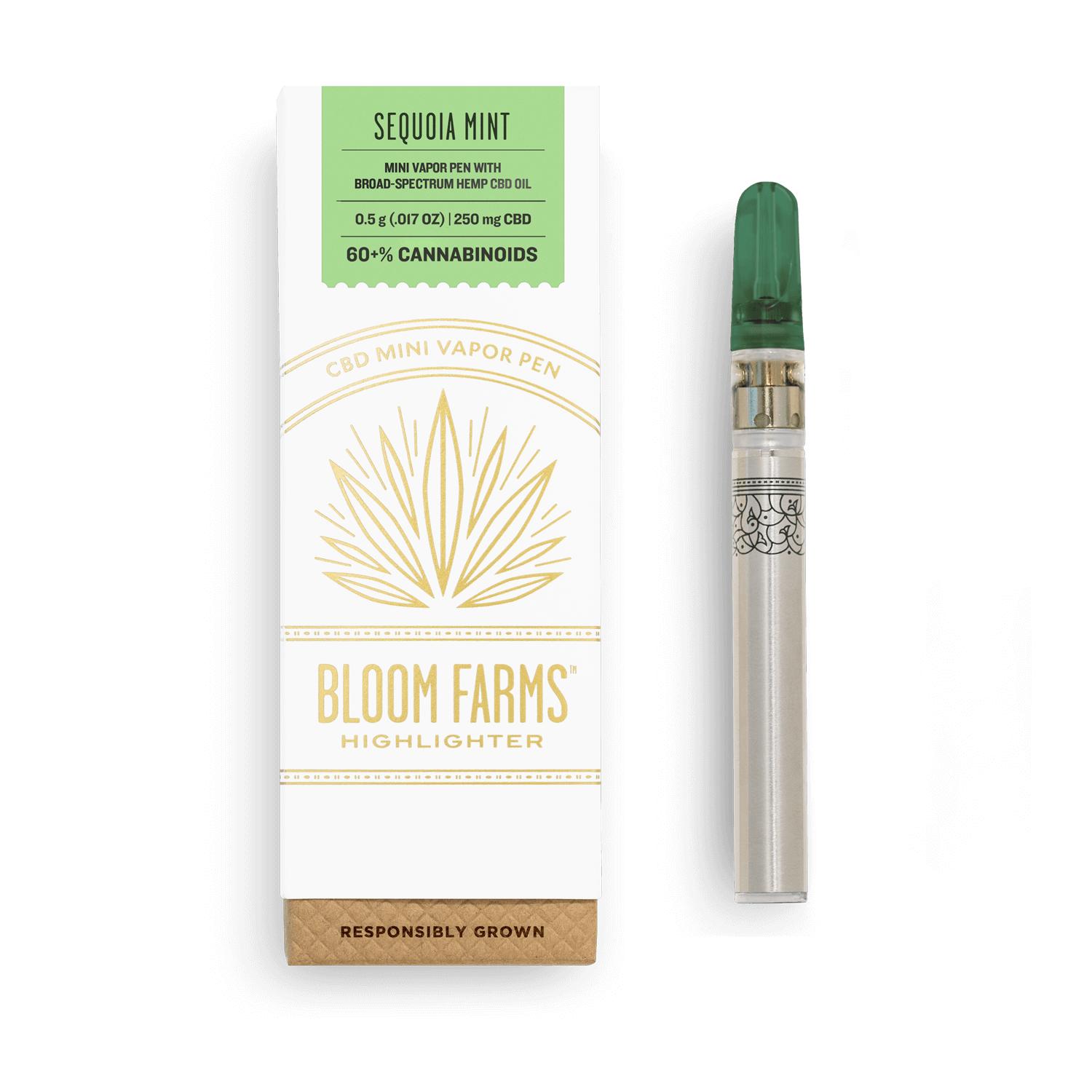 sequoia mint bloom farms