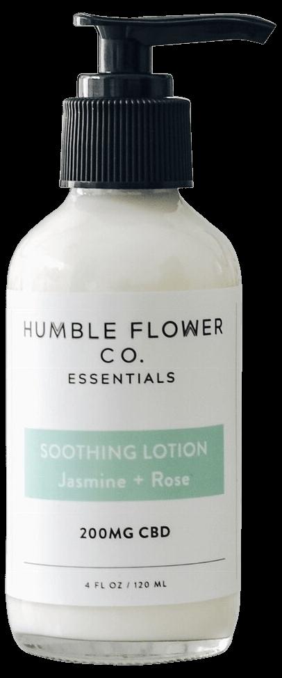 humble flower jasmine lotion