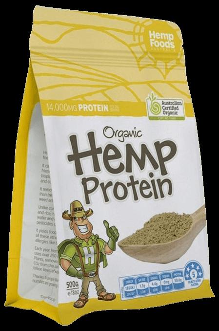 elixinol hemp protein