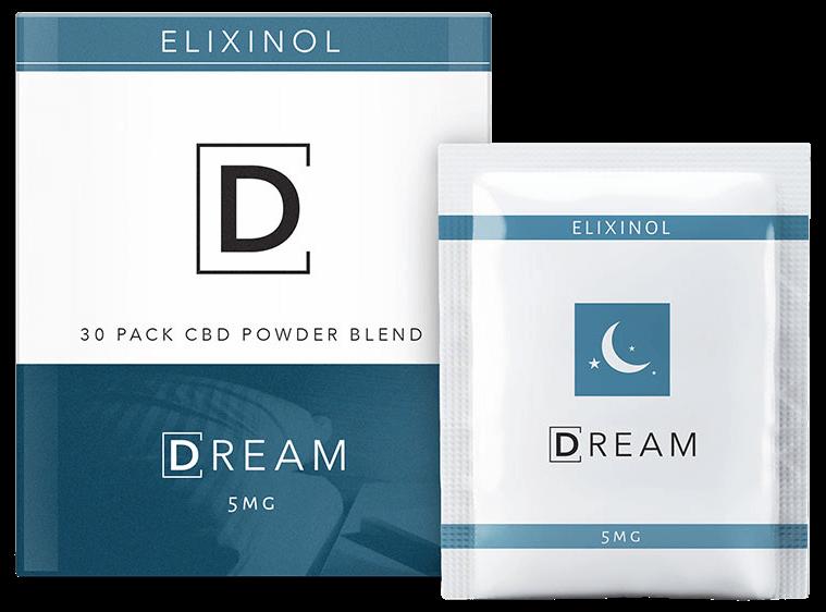 elixinol dream powder