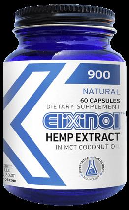 elixinol capsules