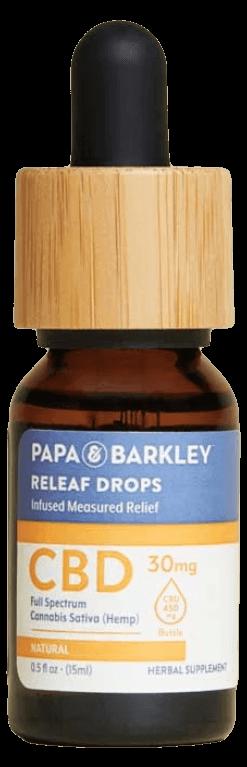 papa barkley hemp tincture