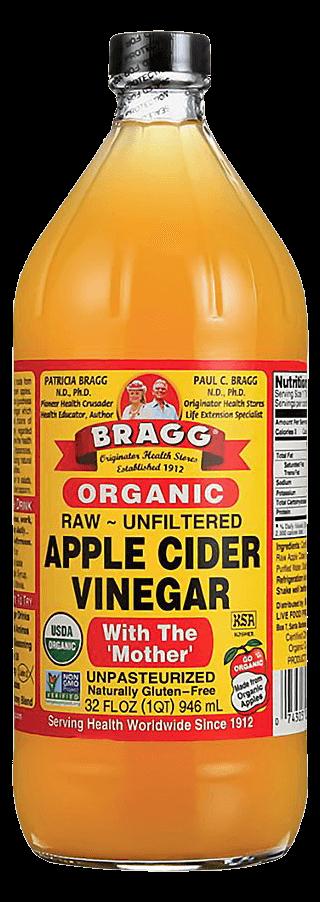 apple cider vinegar bragg