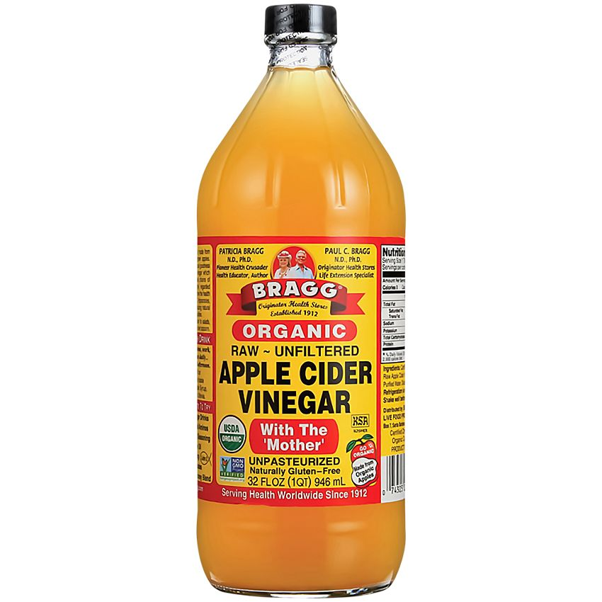 Bragg apple cider vinegar acv