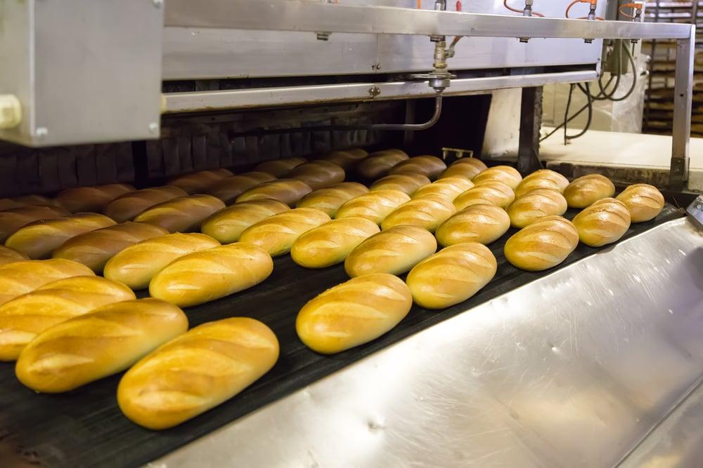 bread factory semi processed foods