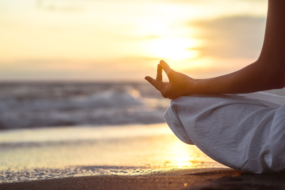 mental meditation new year health resolutions