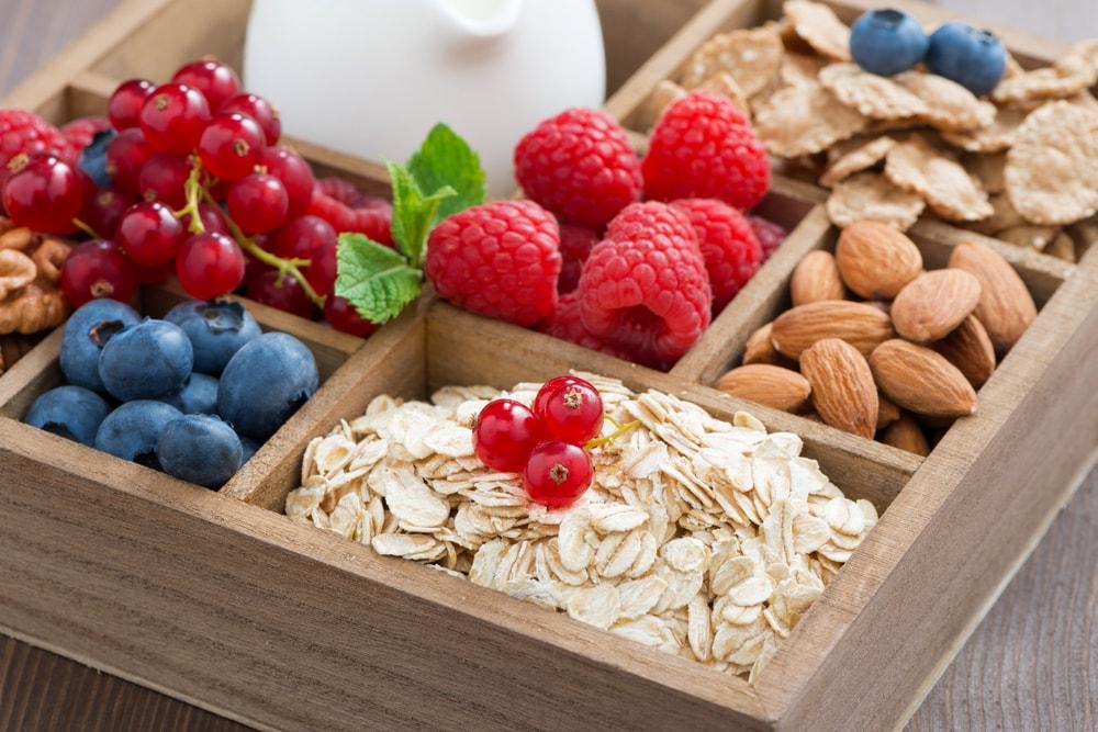 Natural Hemorrhoids remedies treatment fiber