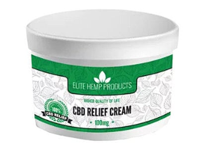 elite hemp cbd cream