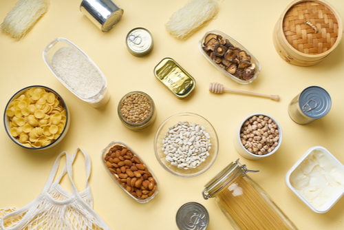 pantry staples for coronavirus