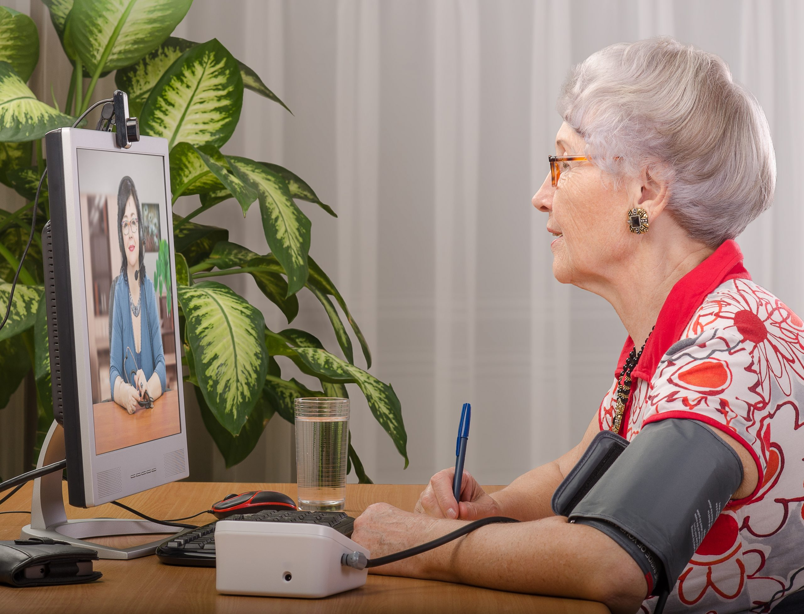 prepare for telehealth appointment