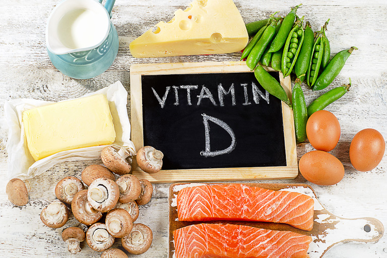 Get More Vitamin D to Boost Your Immune System