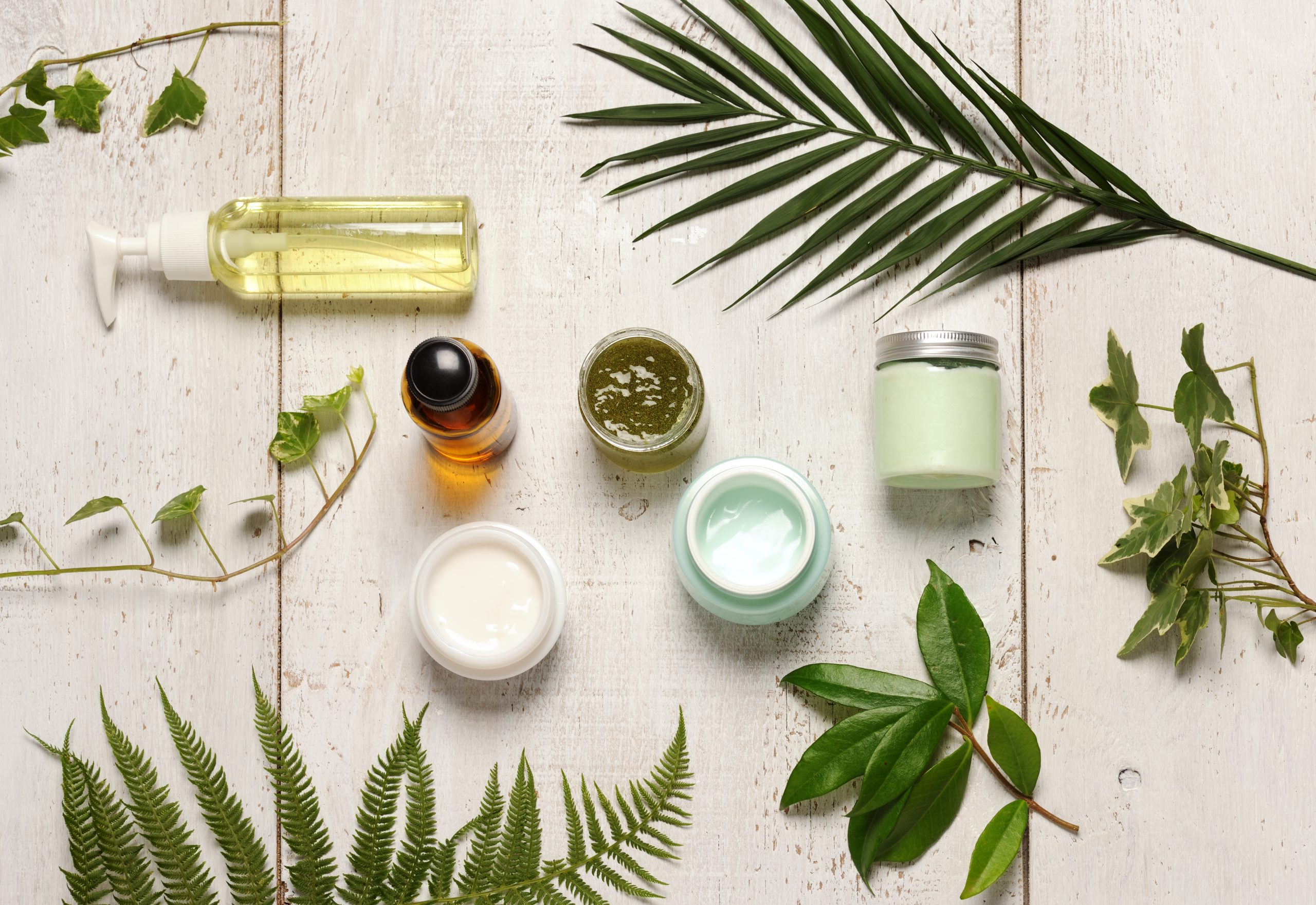 DIY natural skincare
